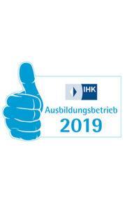 Advantest IHK Ausbildungsbetrieb 2019