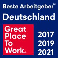 GPtW 2017-2021